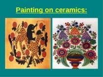 Painting оn ceramics: