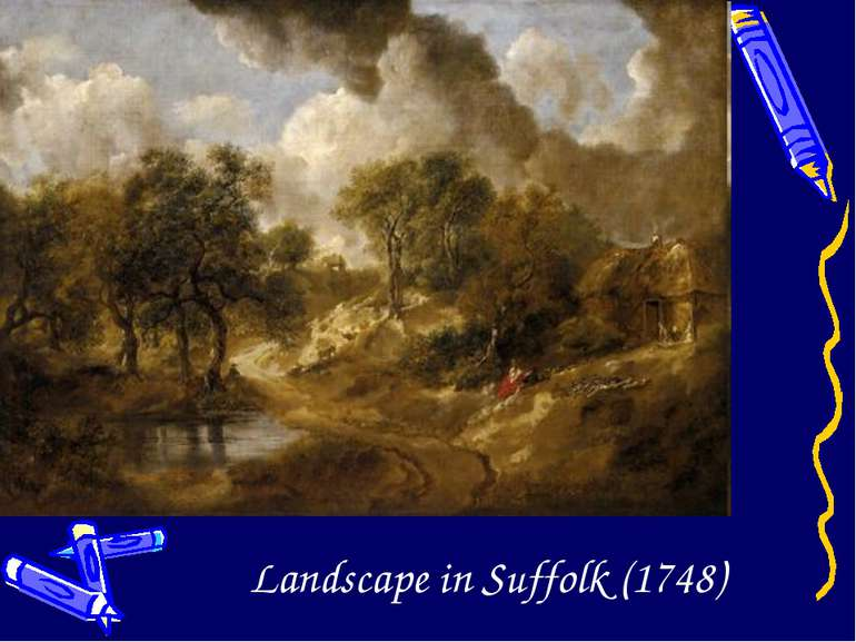 Landscape in Suffolk (1748)