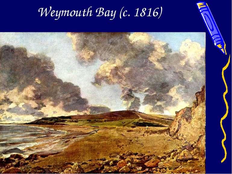 Weymouth Bay (c. 1816)