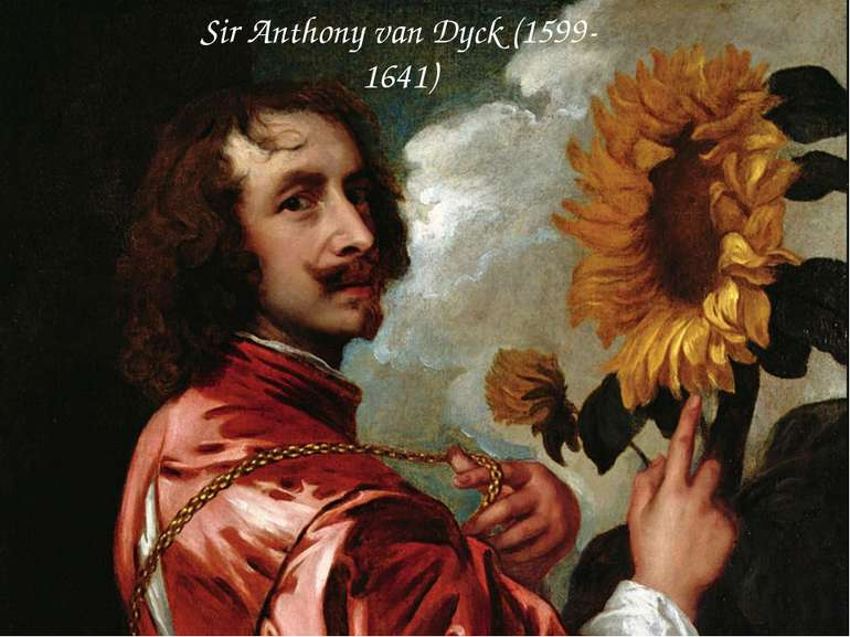 Sir Anthony van Dyck (1599-1641)