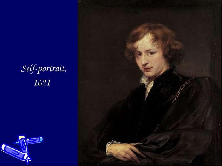 Self-portrait, 1621