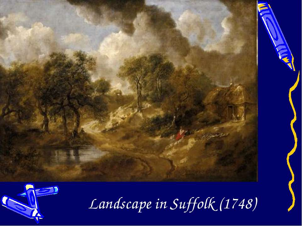 Landscape in Suffolk (1748)