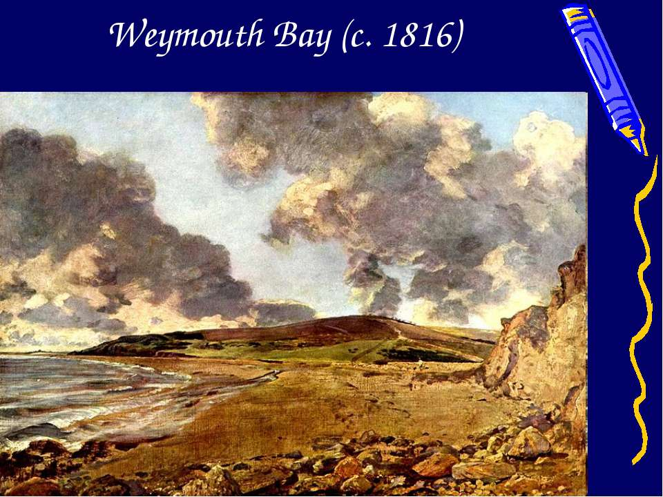 Weymouth Bay (c. 1816)