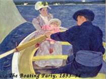 The Boating Party, 1893–94