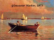 Gloucester Harbor, 1873