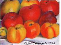 Apple Family-2, 1920,