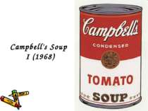Campbell's Soup I (1968)