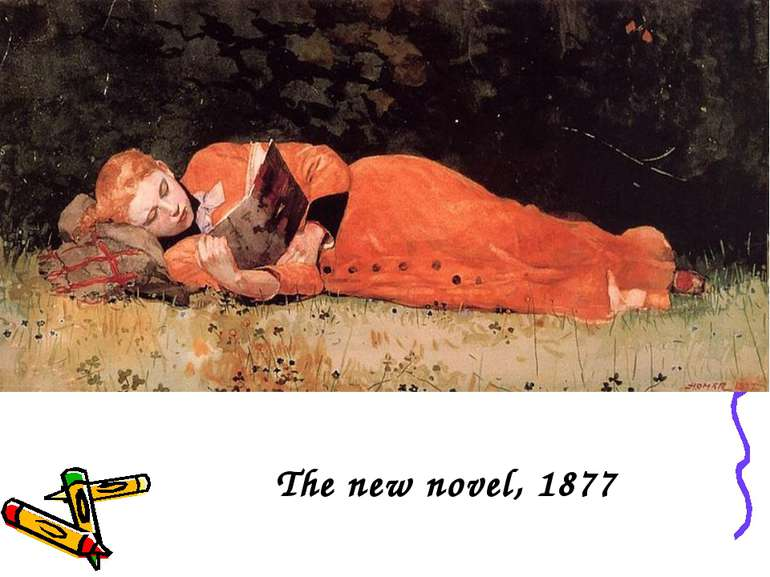 The new novel, 1877