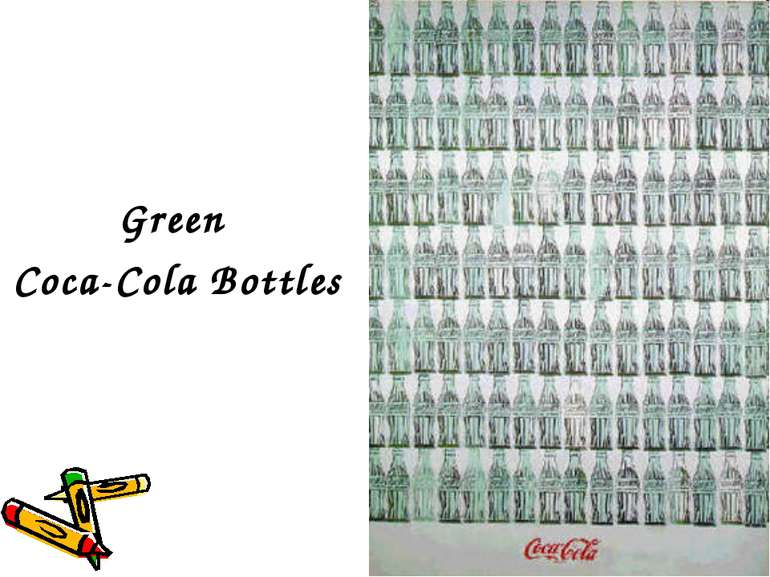 Green Coca-Cola Bottles