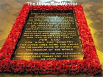 The Unknown Warrior