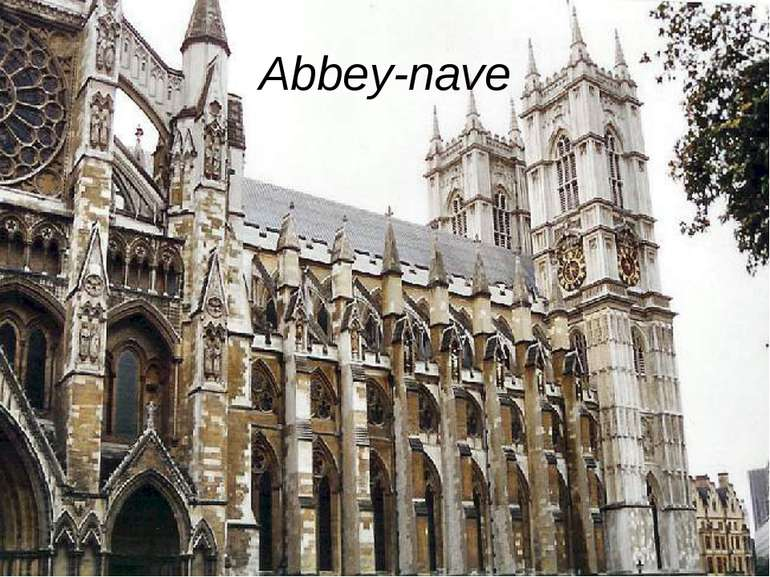 Abbey-nave