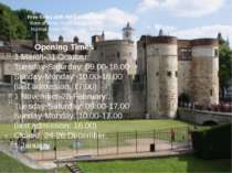 Free Entry with the London Pass Normal Entry Price: Adult: £17.00 Normal Entr...