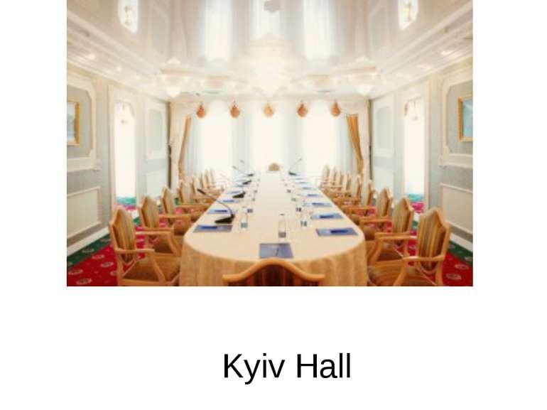 Kyiv Hall