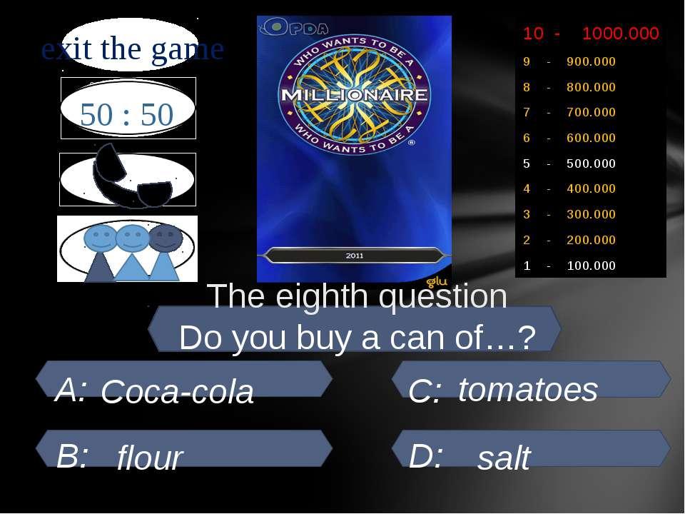 10 - 1000.000 9 - 900.000 8 - 800.000 7 - 700.000 6 - 600.000 5 - 500.000 4 -...