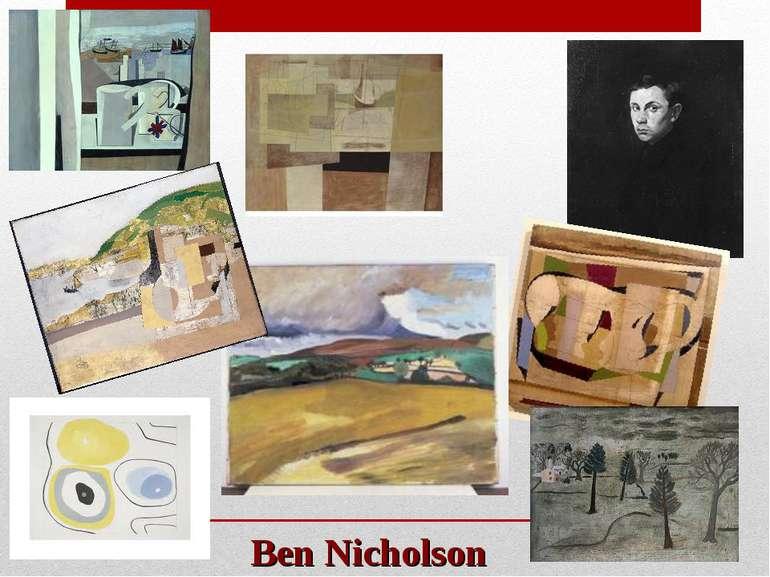 Ben Nicholson
