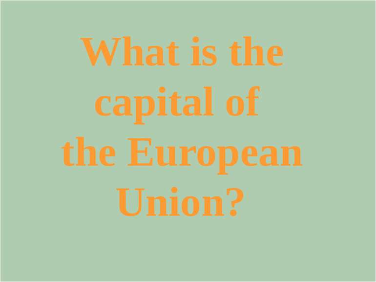 How many member states are there in the EU?
