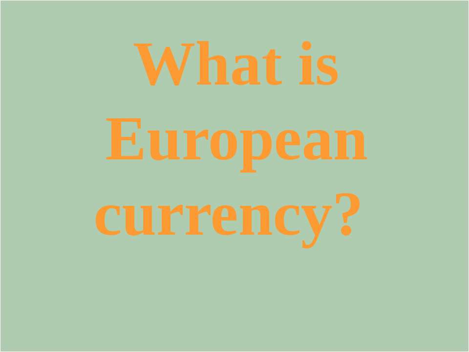 What is the total area of the European Union?