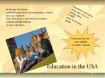 Education in Ukraine and abroad. Варіант 2
