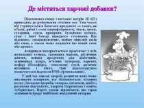 Де містяться харчові добавки? Підсилювач смаку глютамат натрію (Е 621) привод...