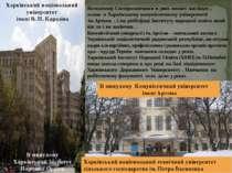 Харківський національний технічний університет сільського господарства ім. Пе...