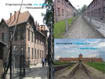 """Ворота Біркенау (Аушвіц ІІ) - """"ворота смерті"""", 2006. В'їздні ворота у концтаб..."""