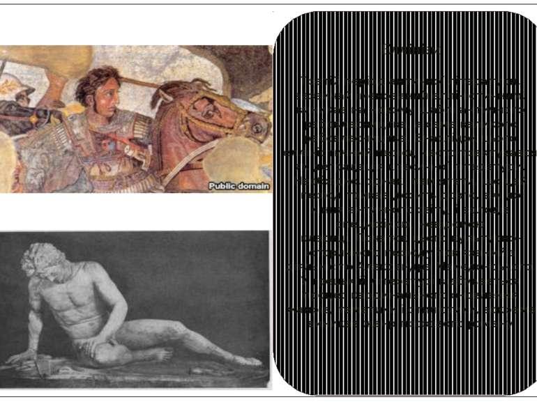 Еллінізм Третій період античної літератури, зазвичай іменований елліністичним...