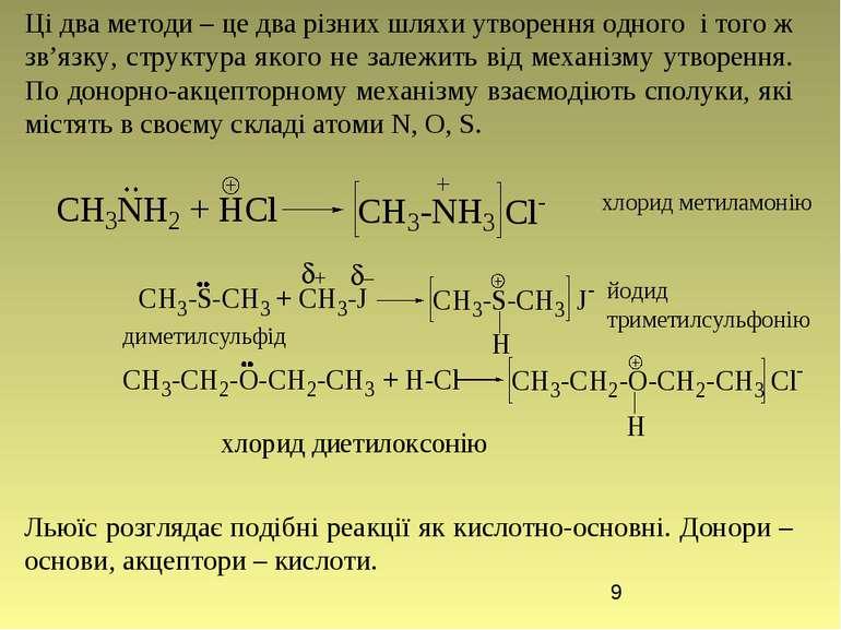 Ці два методи – це два різних шляхи утворення одного і того ж зв'язку, структ...