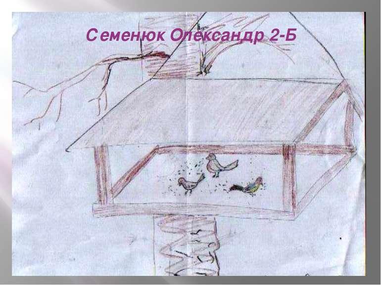 Семенюк Олександр 2-Б