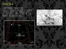 Гончі Пси сузір'я північної півкулі неба. Спостерігається на всій території У...