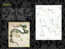 Дракон навколополярне сузір'я північної півкулі неба, одне з найкраще вивчени...