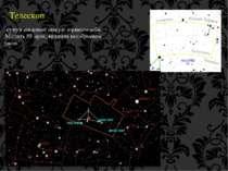 Телескоп сузір'я південної півкулі зоряного неба. Містить 50 зірок, видимих н...