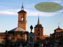 Алькала-де-Енарес – перше у світі університетське містечко