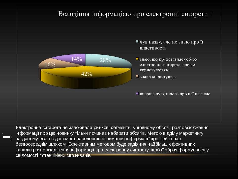 - обізнаність про товар формується у населення завдяки засобам масової інформ...