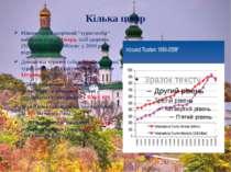 """Кілька цифр Міжнародний щорічний """"туристообіг"""" наближається до 1млрд. осіб що..."""