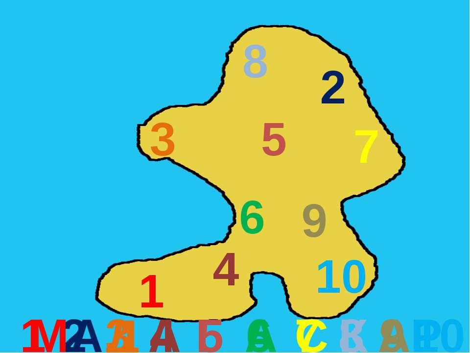1 2 3 4 5 6 7 8 9 10 1 2 3 5 6 7 8 9 М А Д А Г А С К А Р 4 10