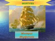 ФОРТУНА Материк Морфологія