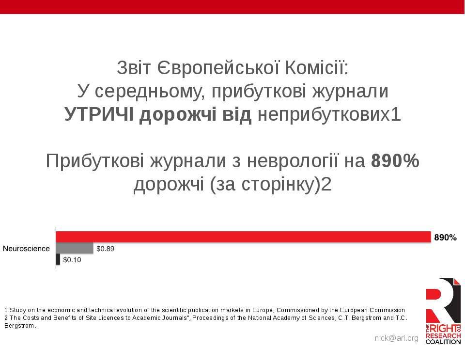 Звіт Європейської Комісії: У середньому, прибуткові журнали УТРИЧІ дорожчі ві...