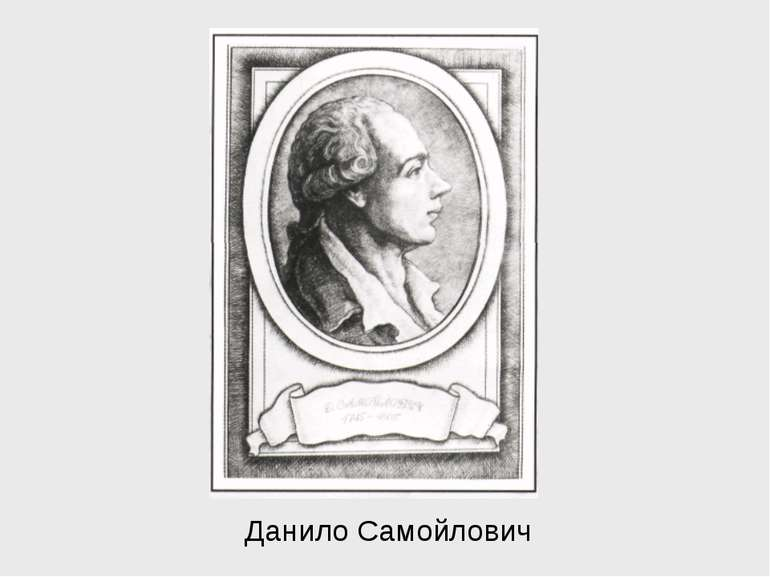 Данило Самойлович