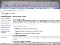http://scholar.google.com/intl/en/scholar/about.html