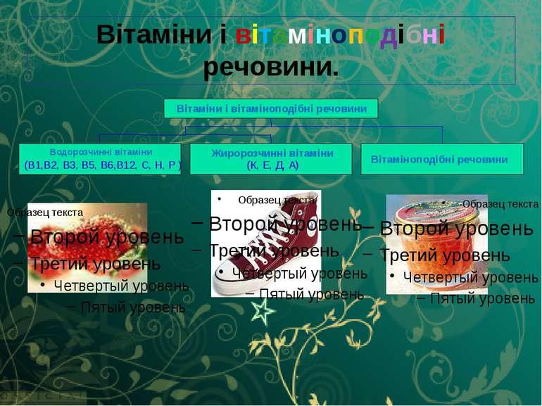 Вітамін Продукти рослинного походження Продукти тваринного походження А Моркв...