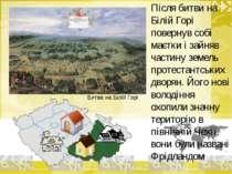Після серії воєнних перемог в 1622—1625 роках Валленштейн отримав титул герцо...