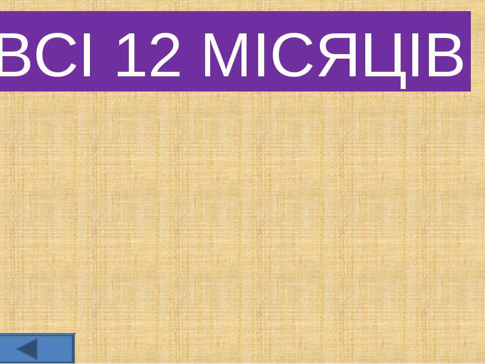 ВСІ 12 МІСЯЦІВ