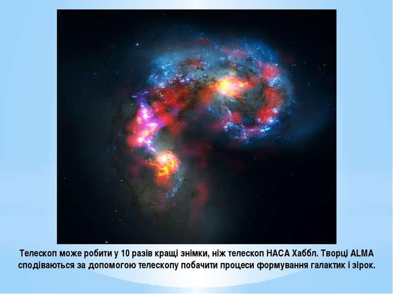 Телескоп може робити у 10 разів кращі знімки, ніж телескоп НАСА Хаббл. Творці...