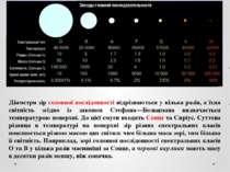 Діаметри зір головної послідовності відрізняються у кілька разів, а їхня світ...