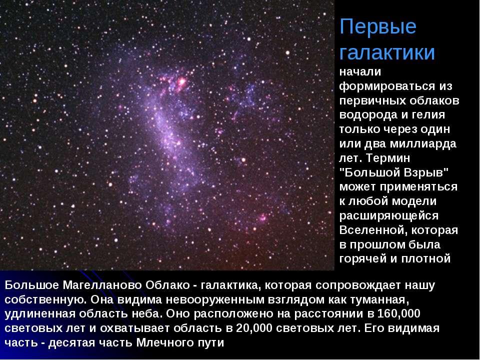 Перші галактики почали формуватися з первинних хмар водню і гелію тільки чере...