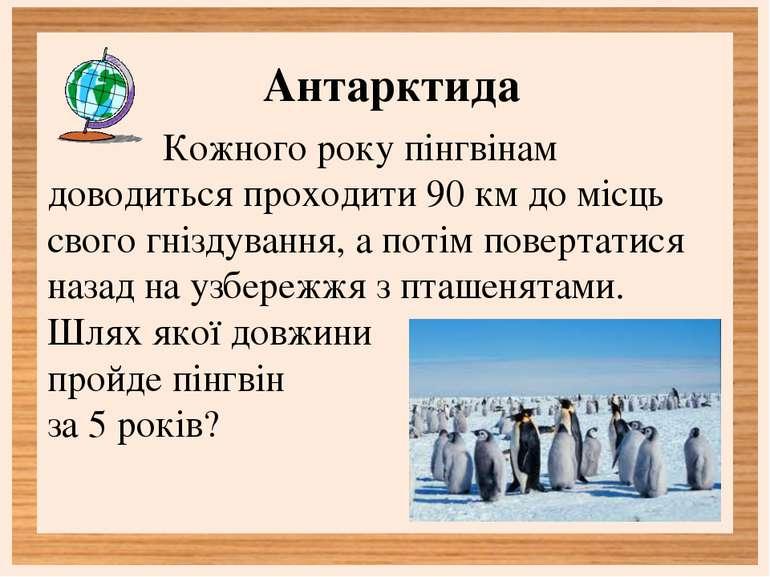 Антарктида Кожного року пінгвінам доводиться проходити 90 км до місць свого г...