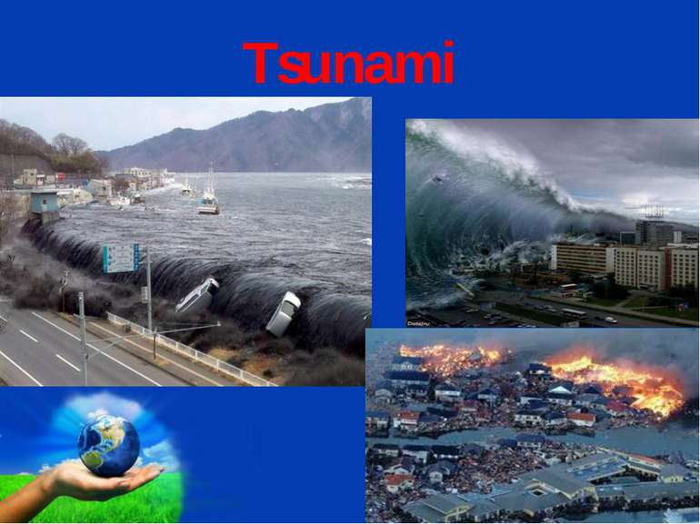 Tsunami Page