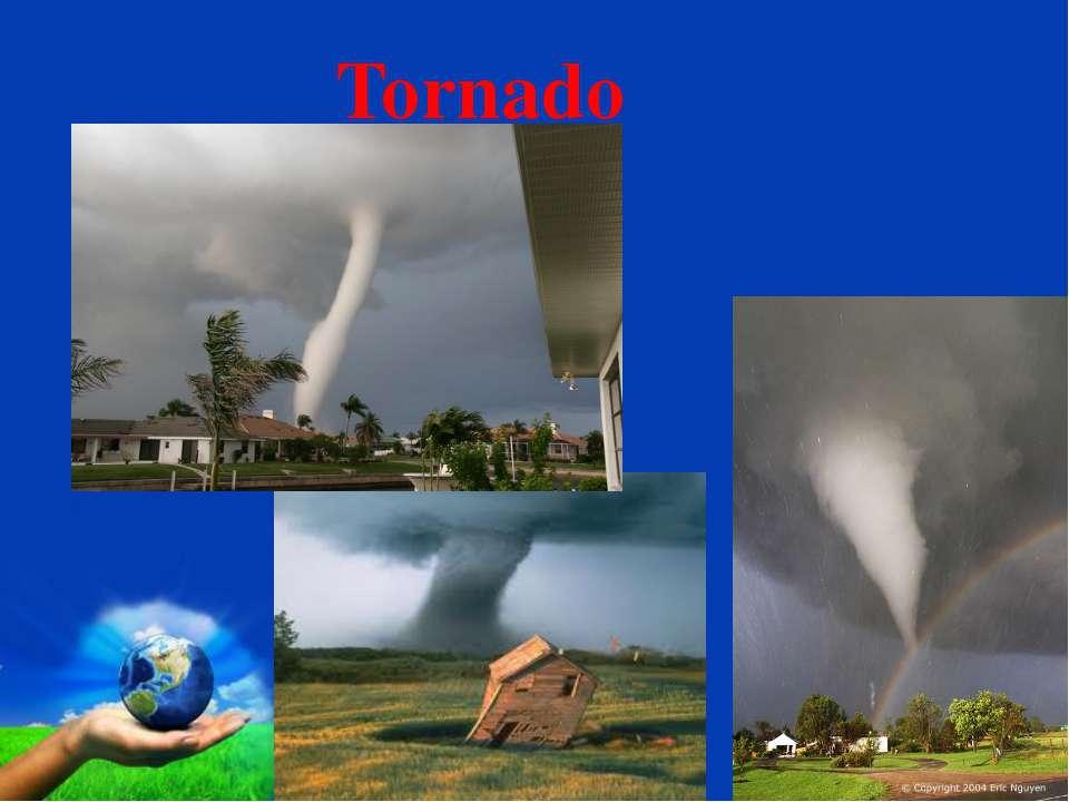 Tornado Page