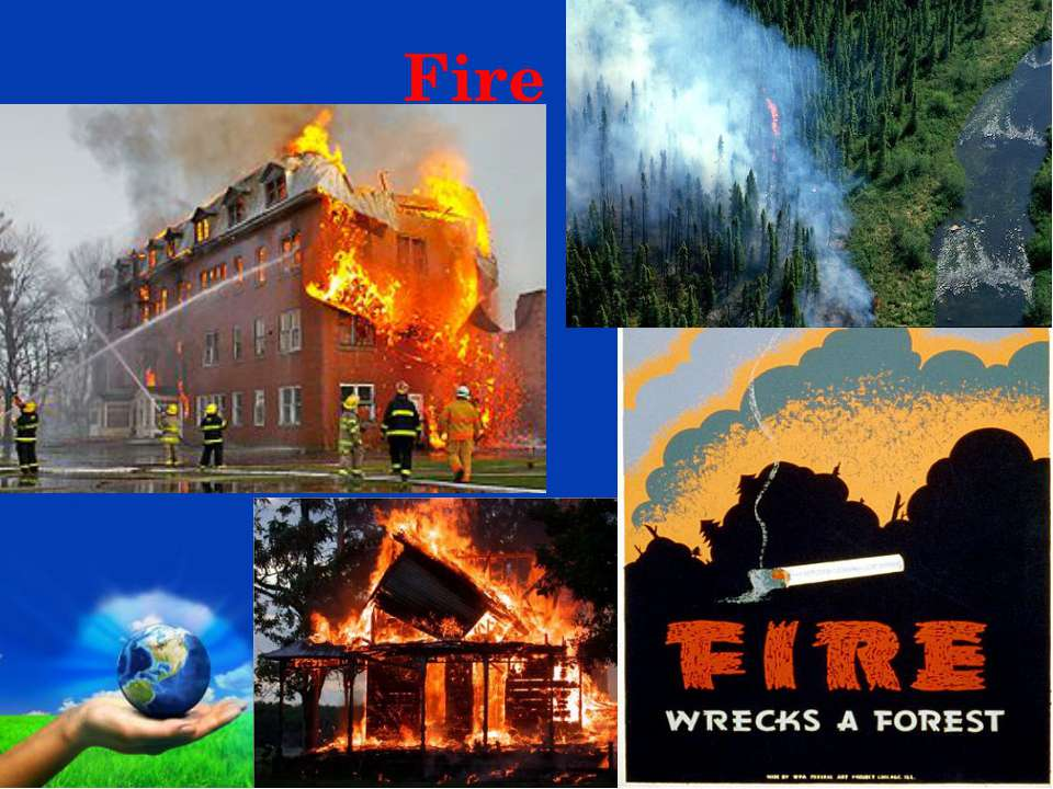 Fire Page