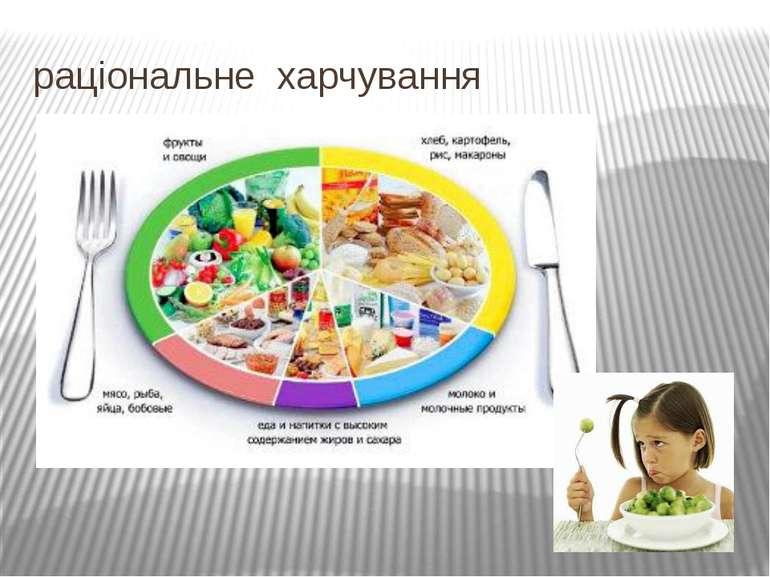 раціональне харчування